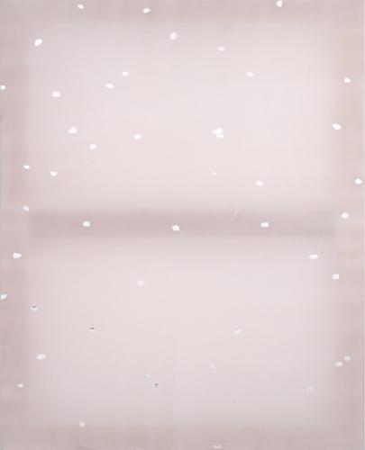 "Paul Heyer, ""Snow (Rosy Morn),"" 2013"