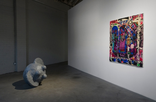 Aunt Nancy, installation view, 2016.