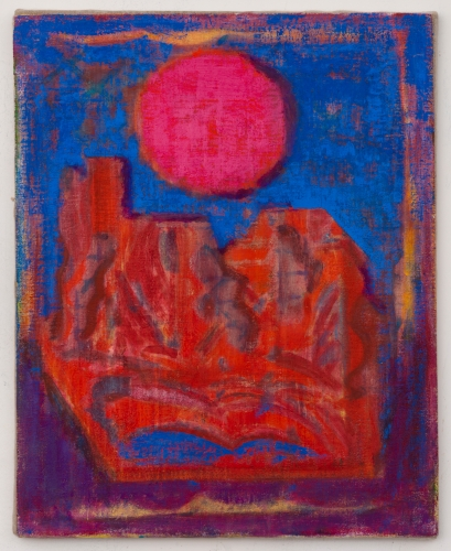 "Michael Berryhill, ""Sun Stop,"" 2016"