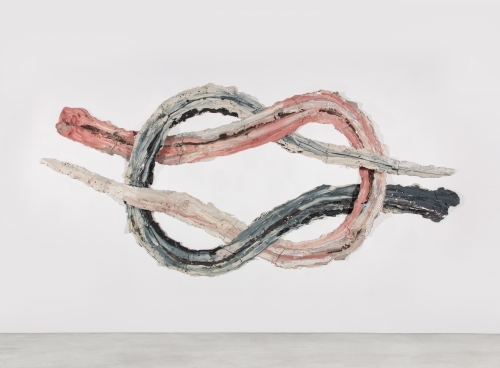 """""""Interweaving Two Times 130lbs (Thief Knot),"""" 2021"""