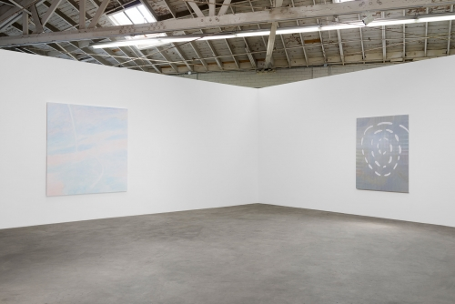 """I am the Sky,"" Installation view at Night Gallery, 2016"