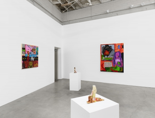 Solita, installation view, 2020.
