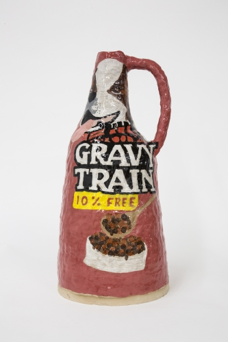 """Leroy's Gravy Train,"" 2019"