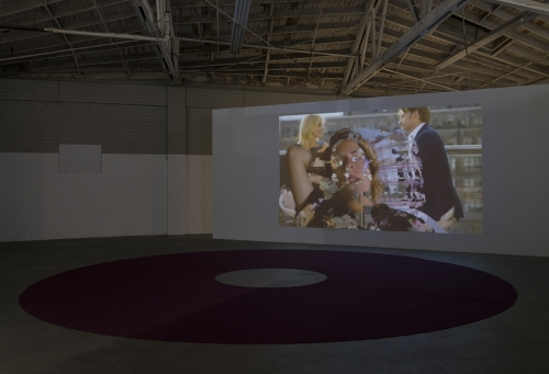 Installation view, The Descent of Woman, 2016