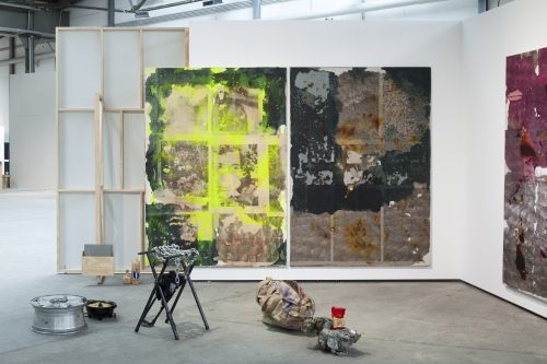 Installation view, Art Berlin Contemporary, 2014