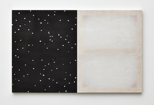 """Snow (night + day),"" 2013"