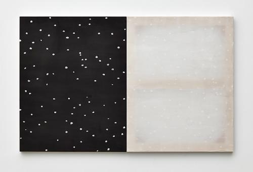 """Snow (night + day),"" 2013"