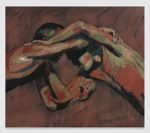 """""""Duel in the Sun (bronze),"""" 2018"""