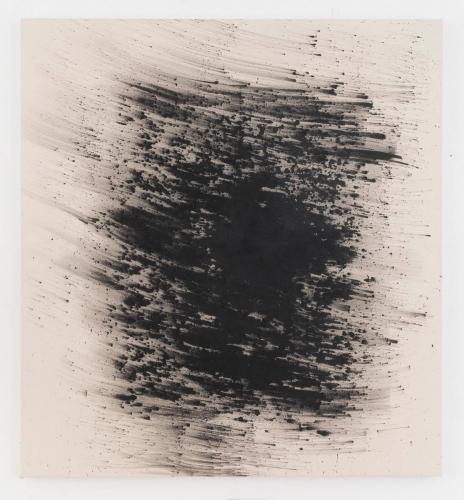 "Shawn Kuruneru, ""Untitled (Black cloud),"" 2017"