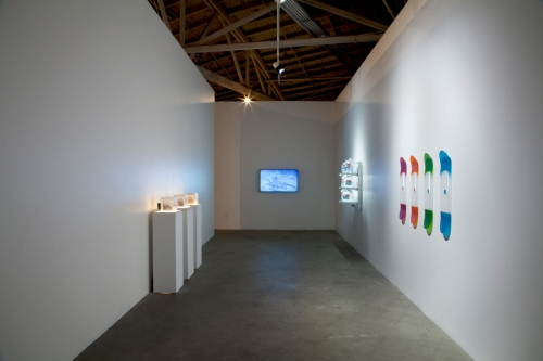 Installation view, Designed in California, ​2013