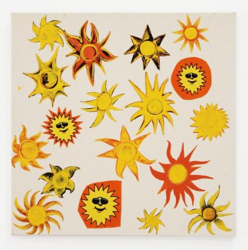 "Anna Rosen, ""Sun Daze,"" 2014"