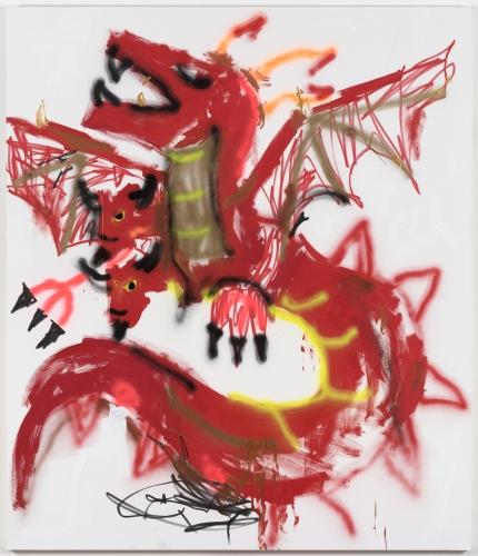 """Devil Dragon,"" 2019"