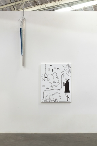 ck1 daily installation view, 2014.