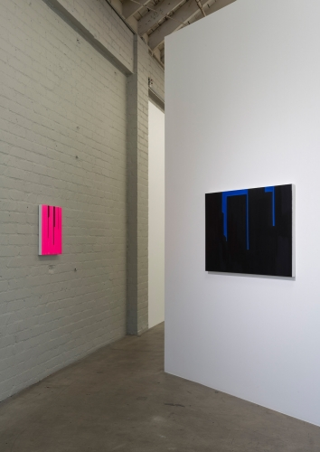In Absentia installation view, 2017.