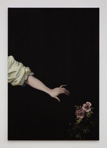 "Jesse Mockrin, ""The Progress of Love,"" 2015"