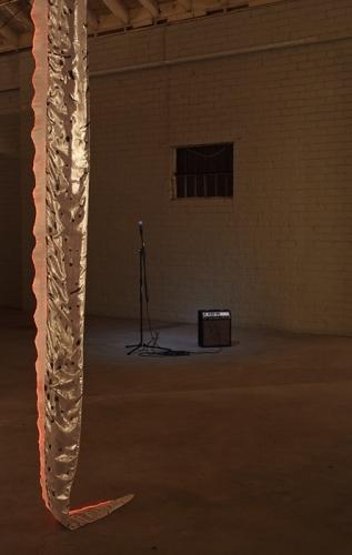 The Sun Can't Compare, installation view, 2013