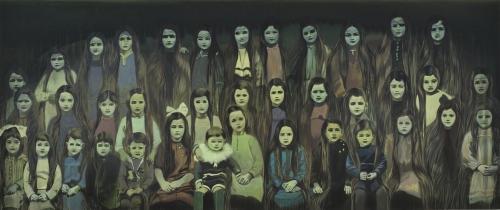 """""""Les Sorcieres,"""" 2013"""