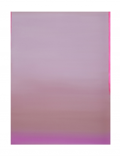 """Wanda Koop, """"Still (Pink),"""" 2017"""