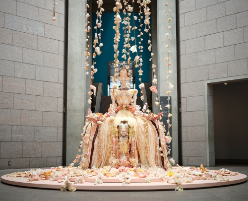 Symphony, installation view at the National Gallery of Canada, Ottawa, Ontario. Photo: NGC