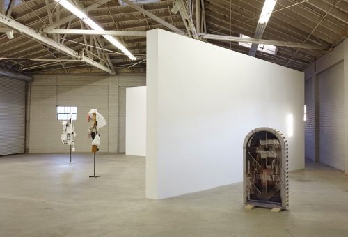 Installation view, International Women's Day​, 2014.