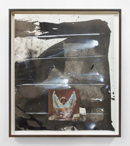 "Kandis Williams, ""Toxic Exotica Sketch 2,"" 2020"