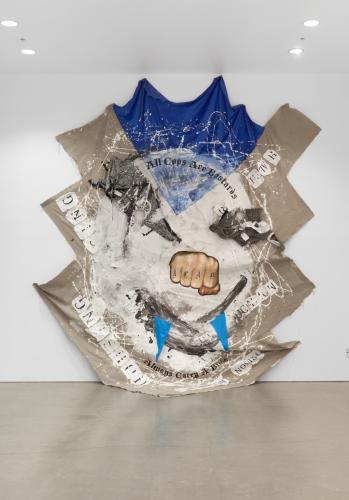 "Christine Wang, ""ACAB,"" 2013"
