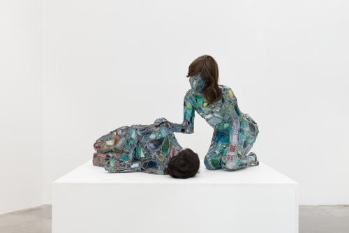 "Samara Golden, ""The Lamplighter's Wooden Pajamas #1,"" 2019"