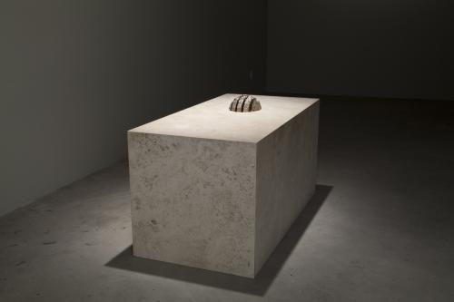 "Installation view, ""Untitled,"" 2013."