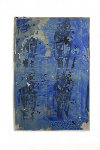 """""""Blue Chains,"""" 2013"""