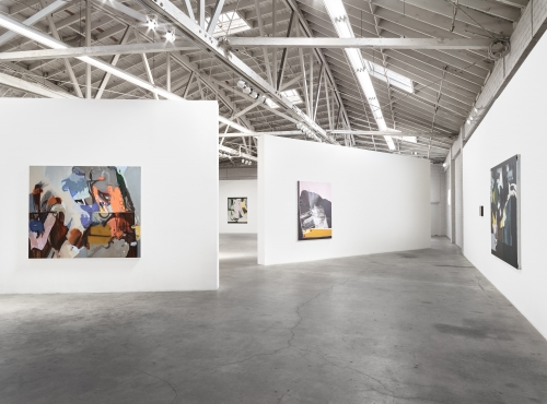 territory to be tamed ------- if not later than when, installation view, 2018.