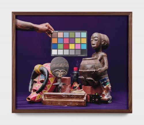 """""""Origin of Afro-Centrism,"""" 2018–2020."""