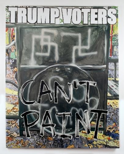 """""""Trump Voters,"""" 2017"""
