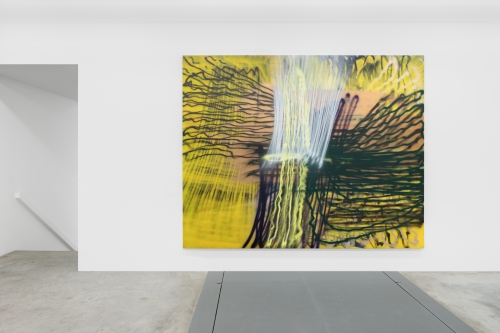 I Think I Might've Inhaled You, installation view, Almine Rech, Brussels, Belgium, 2021.