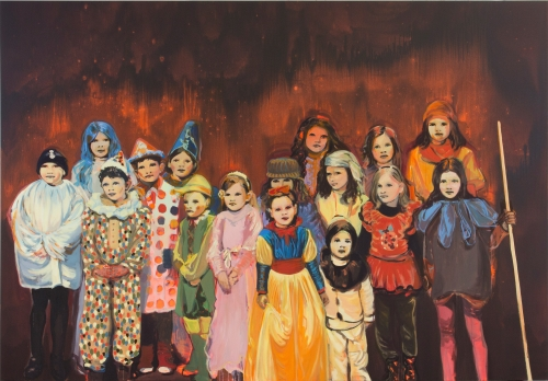 """""""The Red Carnival,"""" 2015"""
