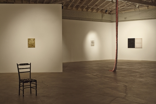 """The Sun Can't Compare,"" Installation view, 2013"
