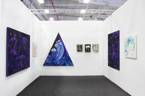 Installation view, NADA New York, 2013
