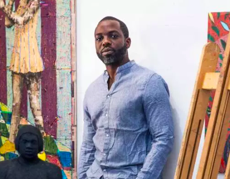 Derek Fordjour Named 2018 NYSCA/NYFA Artist Fellow