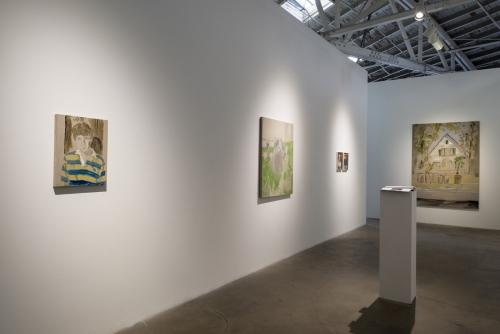 Phil Davis, MTV2, installation view, 2017