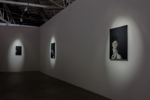 Midnight Sun installation view, 2014.