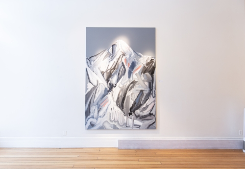 A Perfect Rhythm: Landscapes and Still Lifes, installation view at Telluride Gallery of Fine Art, Telluride, CO, 2021.