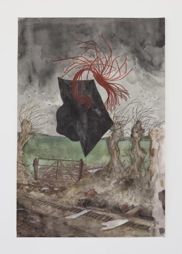"Peter Wächtler, ""Untitled,"" 2014"