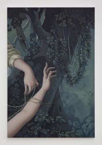 "Jesse Mockrin, ""Moonage Daydream,"" 2015"