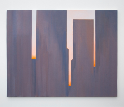 """""""In Absentia (Sunset-Taupe),"""" 2018"""