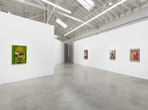 The Pull of the Sun, installation view, 2020.