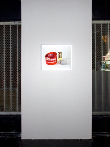 """Public Relations,"" Installation view, 2012"