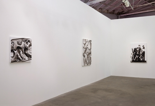 Tracy Molis, OSg-OSz, installation view, 2015.