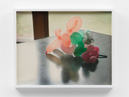 Tanyth Berkeley, Practice Balloons/Table, 2003-2020