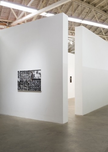 Kandis Williams, Soft Colony, installation view, 2016