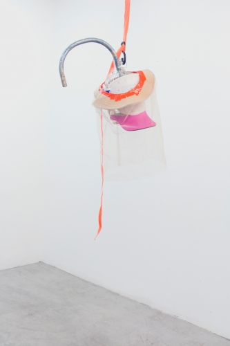 "Georgia Dickie, ""Neckless, Endurable,"" 2018"