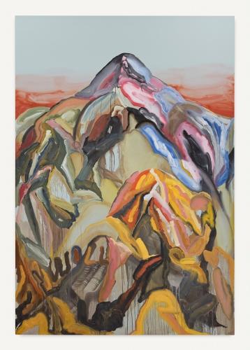 """""""Mt. Willson (Passage VIII),"""" 2018"""